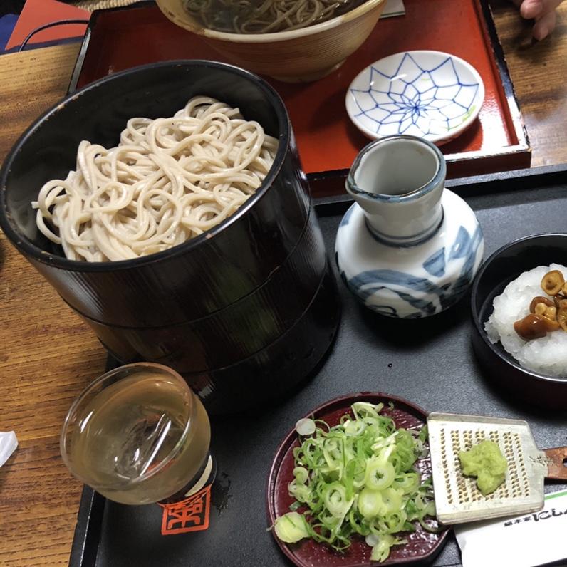 祇園でのお昼ごはん