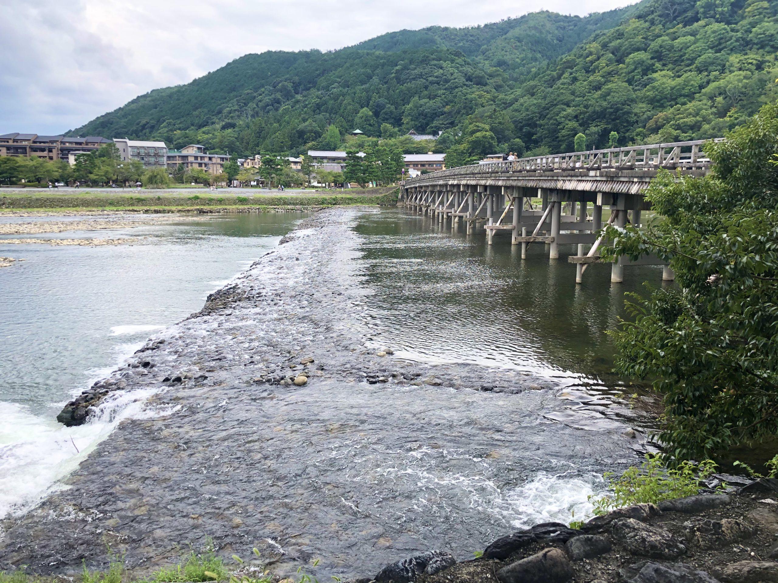 琴きき橋に伝わる物語